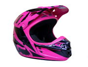 Мотошлем FOX V1 Race Helmet Pink в АЗИМУТ 66